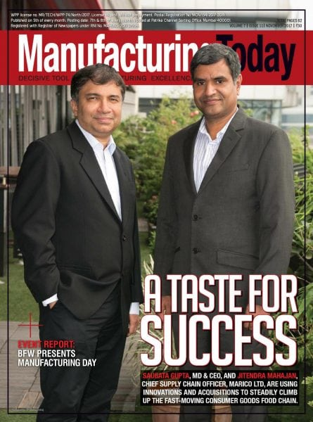 Download Manufacturing Today — November 2017