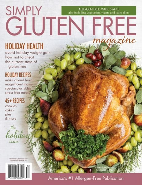 Download Simply Gluten Free — November-December 2017