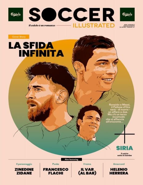 Download Soccer Illustrated — 13 novembre 2017