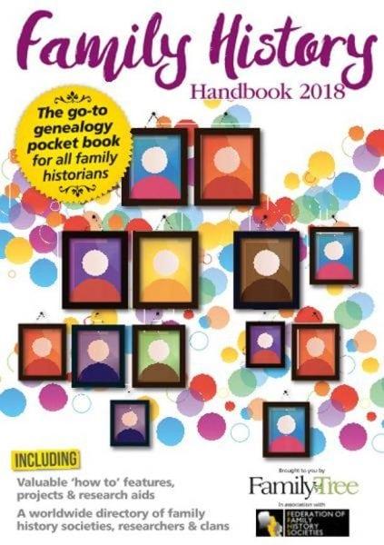 Download Family Tree UK — Family History Handbook 2018