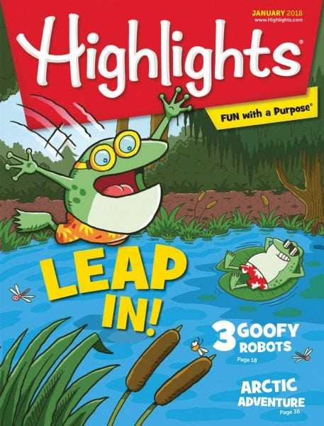 Download Highlights for Children — January 2018