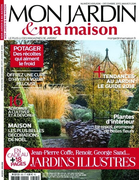 Mon jardin ma maison 17 novembre 2017 pdf download free for Magazine maison jardin