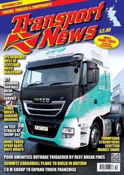 Download Transport News — December 2017
