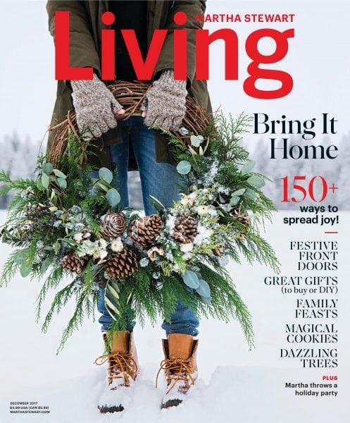 Martha Stewart Living December 2017 Pdf Download Free