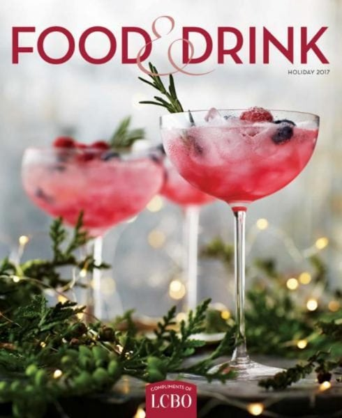 Download LCBO Food & Drink — Holiday 2017