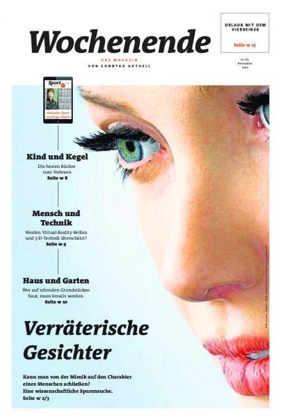 Download Wochenende. Das Magazin — 12. November 2017