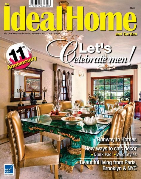 Download The Ideal Home and Garden — November 2017
