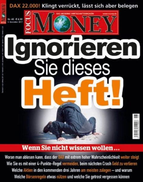 Download Focus Money No 46 — 08. November 2017