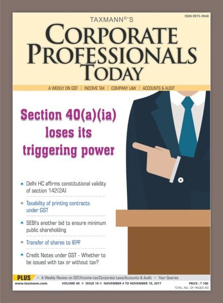 Download Corporate Professional Today — November 04, 2017