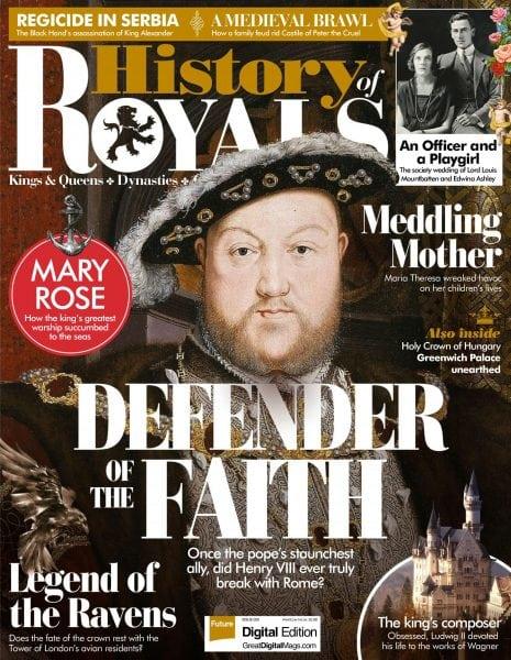 Download History of Royals — October 2017