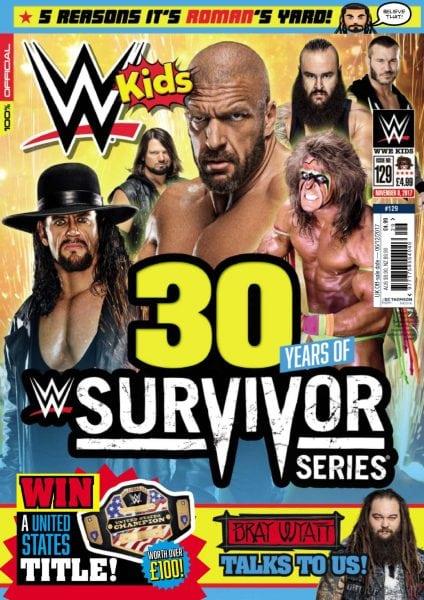 Download WWE Kids — November 2017