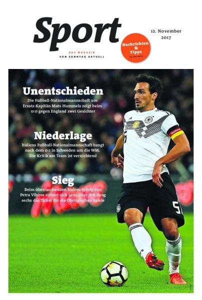 Download Sport Magazin — 12. November 2017
