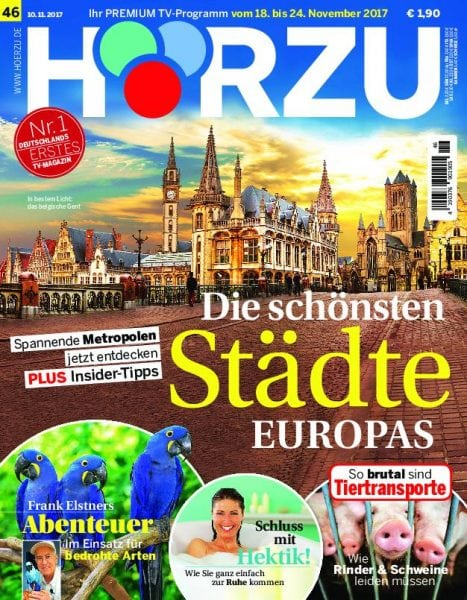 Download Hörzu — 10. November 2017