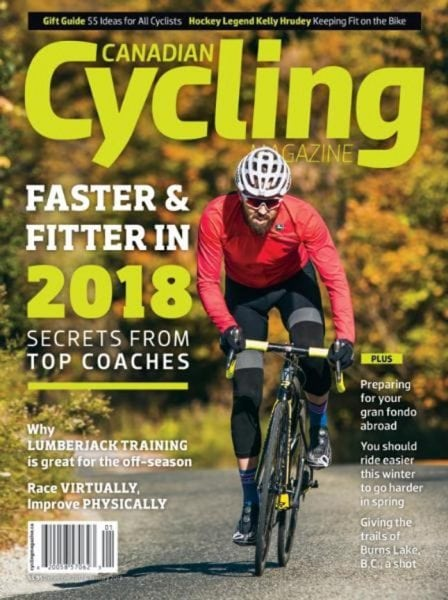 Download Canadian Cycling — December 2017 — January 2018