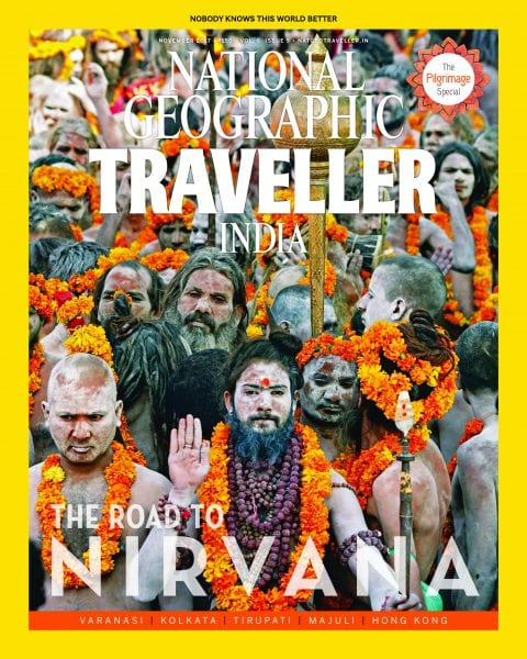 Download National Geographic Traveller India — November 2017