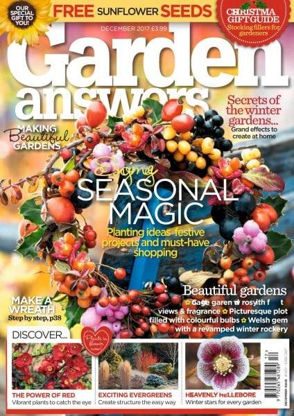 Download Garden Answers — December 2017