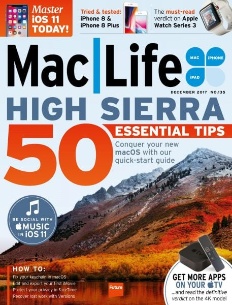Download Mac Life UK — December 2017