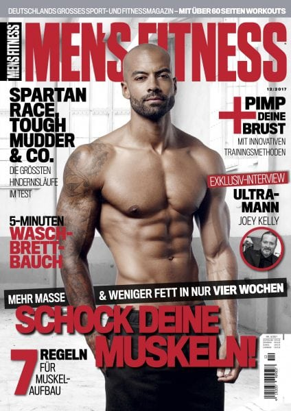 Download Men's Fitness Germany — Dezember 2017