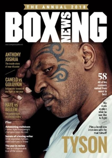 Download Boxing News — The Annual 2018