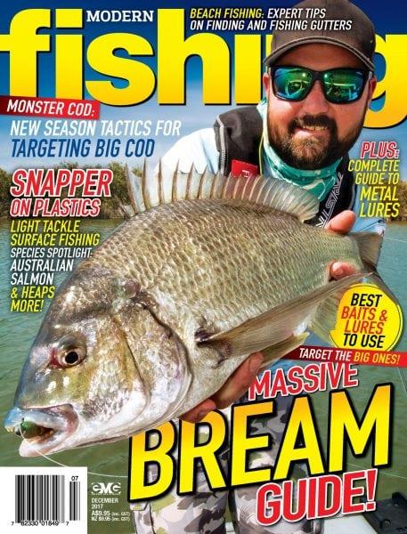 Modern fishing december 2017 pdf download free for Free fishing magazines