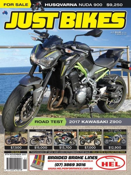 Download Just Bikes — November 2017