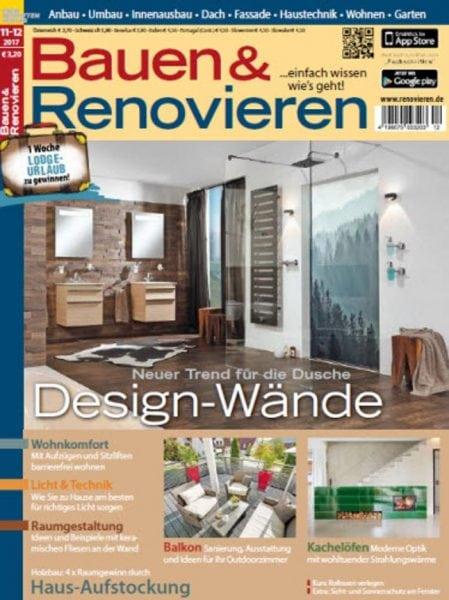 bauen und renovieren no 11 12 november dezember 2017 pdf download free. Black Bedroom Furniture Sets. Home Design Ideas