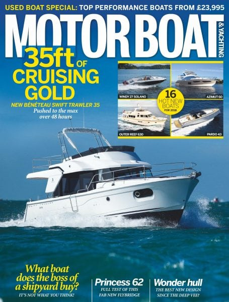 Download Motor Boat & Yachting — December 2017