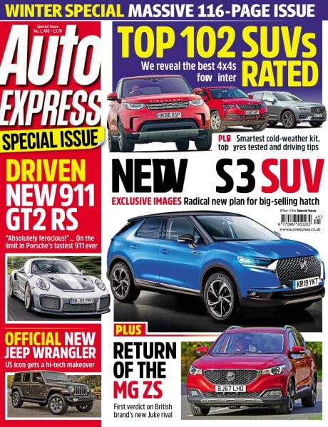 Download Auto Express — 08 November 2017