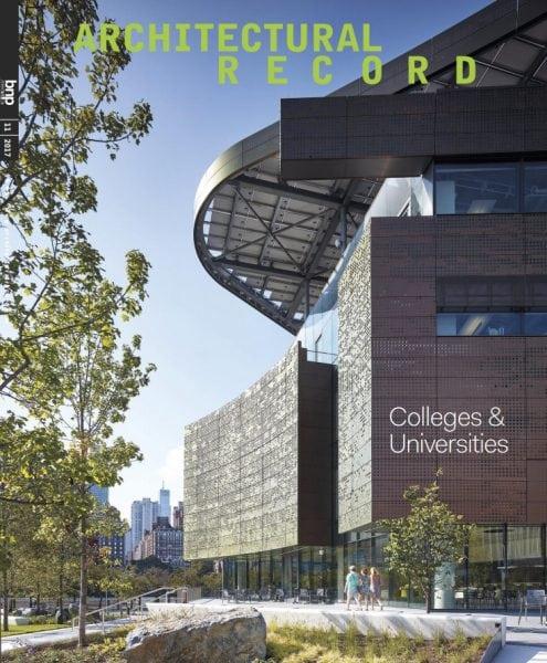 Download Architectural Record — November 2017
