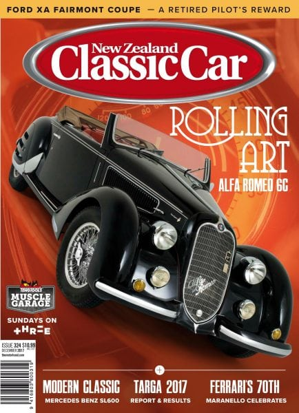 Download New Zealand Classic Car — December 2017