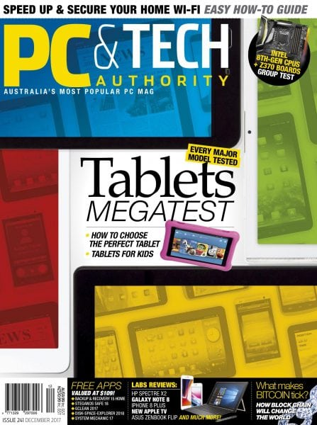 Download PC & Tech Authority — December 2017