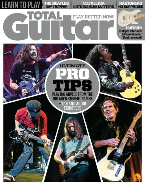 Download Total Guitar — December 2017