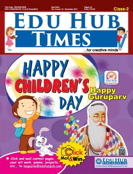 Download Edu Hub Times Class 2 — November 2017