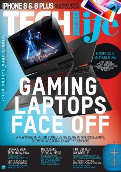 Download TechLife Australia — December 2017