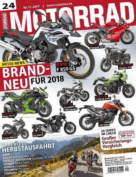 Download Motorrad — 10. November 2017