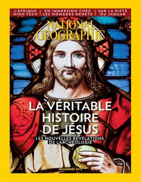 Download National Geographic France — Décembre 2017