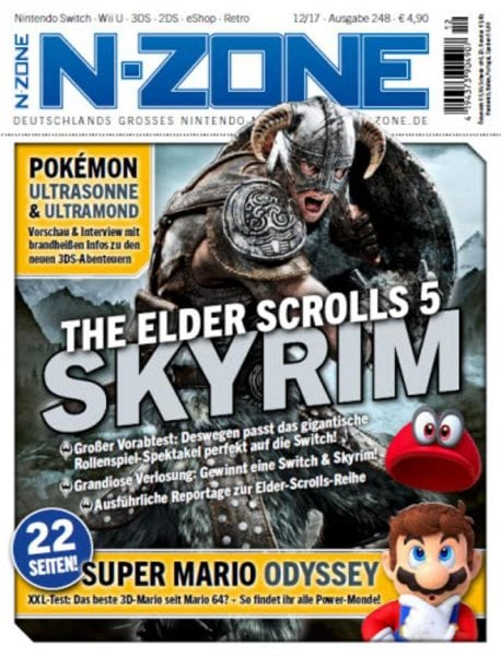 Download N-Zone Germany No 12 — Dezember 2017