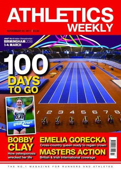 Download Athletics Weekly — November 23, 2017