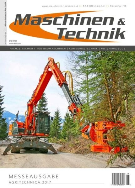 Download Maschinen & Technik — November 2017