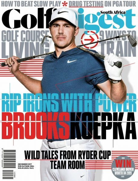 Download Golf Digest South Africa — December 2017