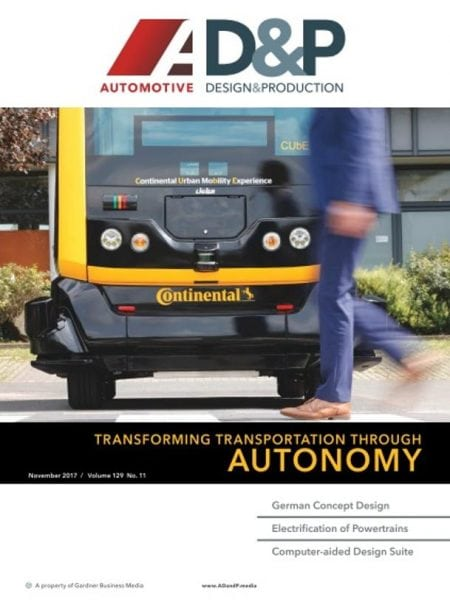 Download Automotive Design and Production — November 2017
