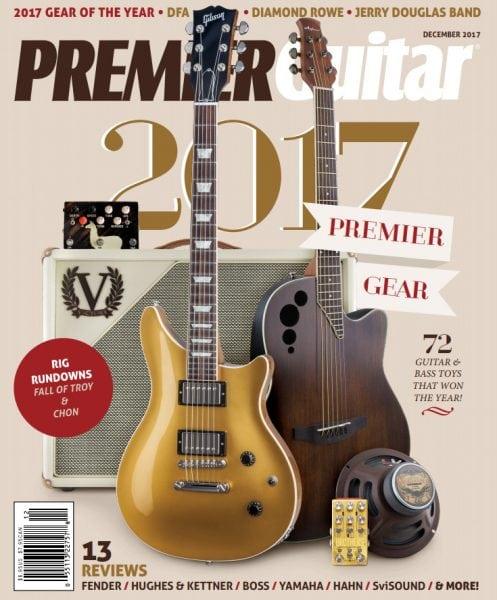 Download Premier Guitar — December 2017