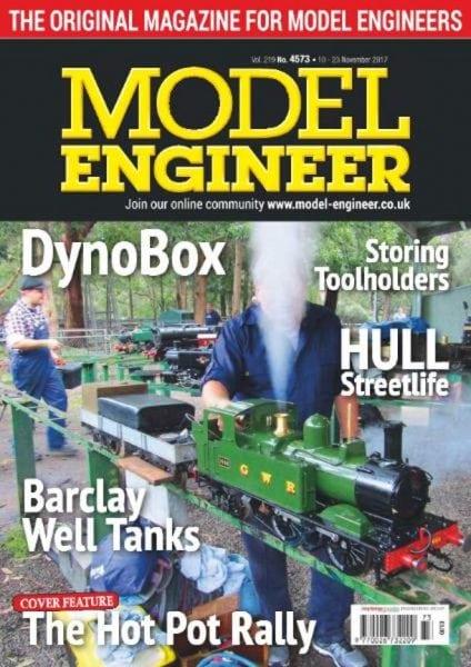 Download Model Engineer — 10 November 2017
