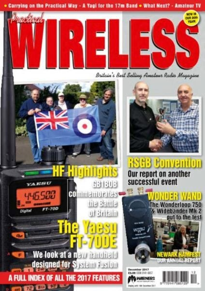 Download Practical Wireless — December 2017