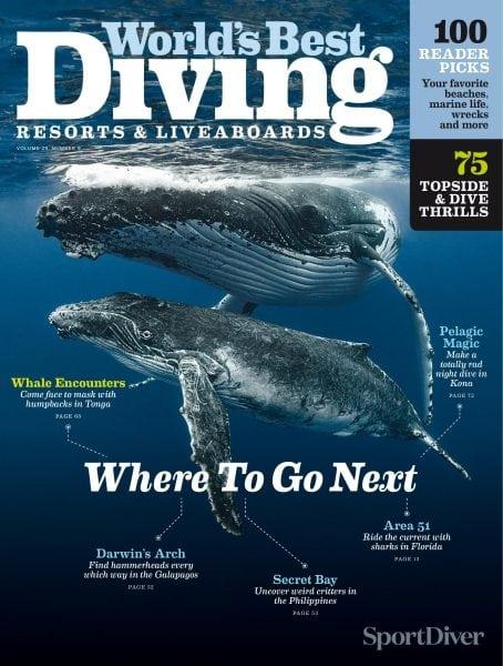 Download Sport Diver USA — October-November 2017