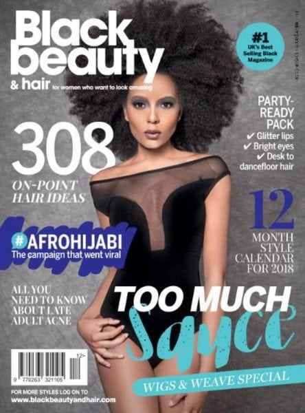 Download Black Beauty & Hair — December 2017 — January 2018