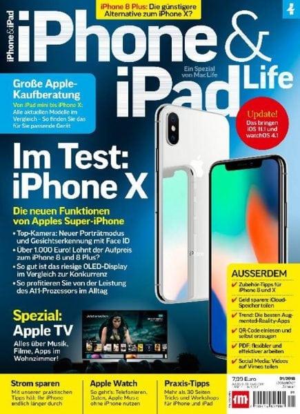 Download iPhone & iPad Life — November-Dezember 2017