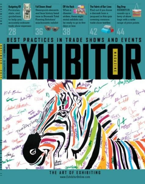 Download Exhibitor Magazine — November 2017