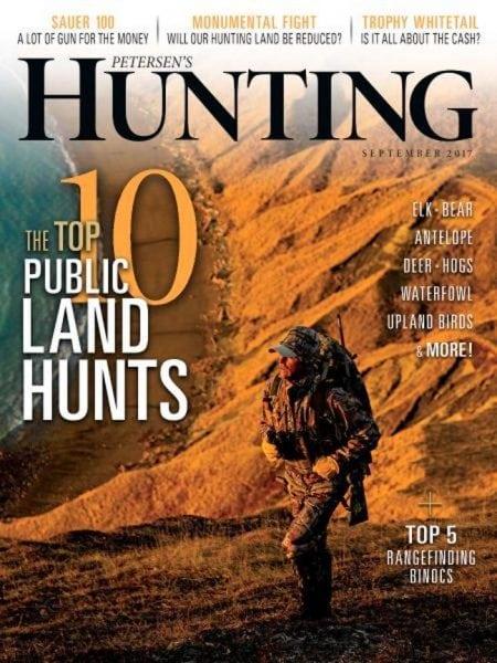 Download Petersen's Hunting — September 2017