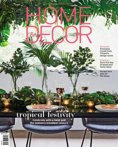 Download Home & Decor — December 2017